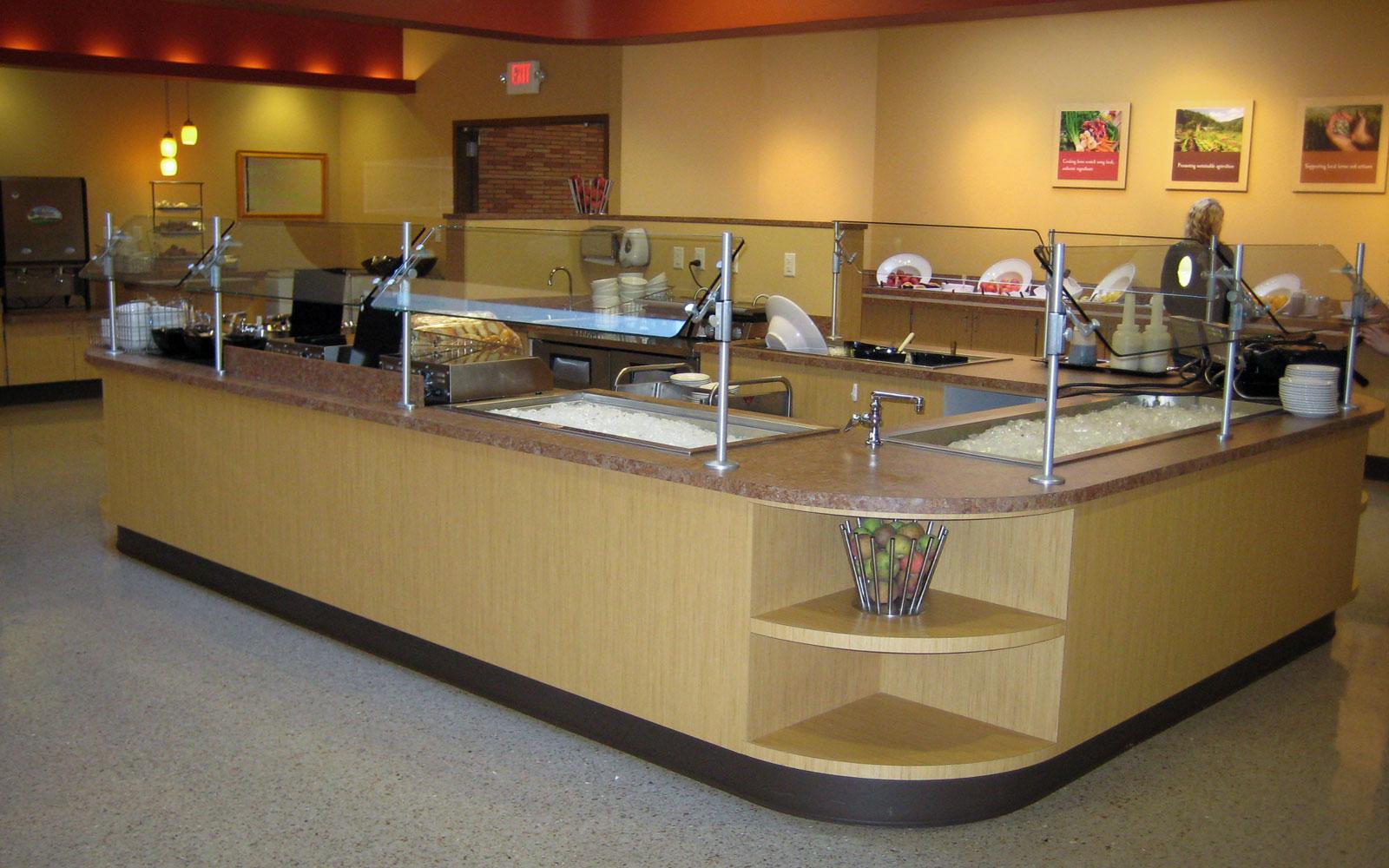 George Fox University Food Service